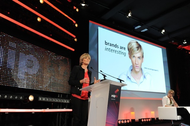 MIPTV 2012 - CONFERENCE - THE BROADCASTERS CONVERSATION