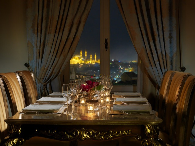 Pera Palace Hotel_ Jumeirah - Presidential Suite