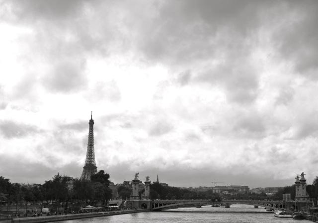 Ce-ar fi Eiffel-ul fără Sena? O fierătanie făcută la Reşiţa.