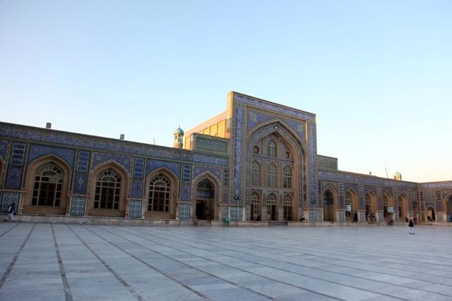 Majir-e-Jami Herat Public mosque