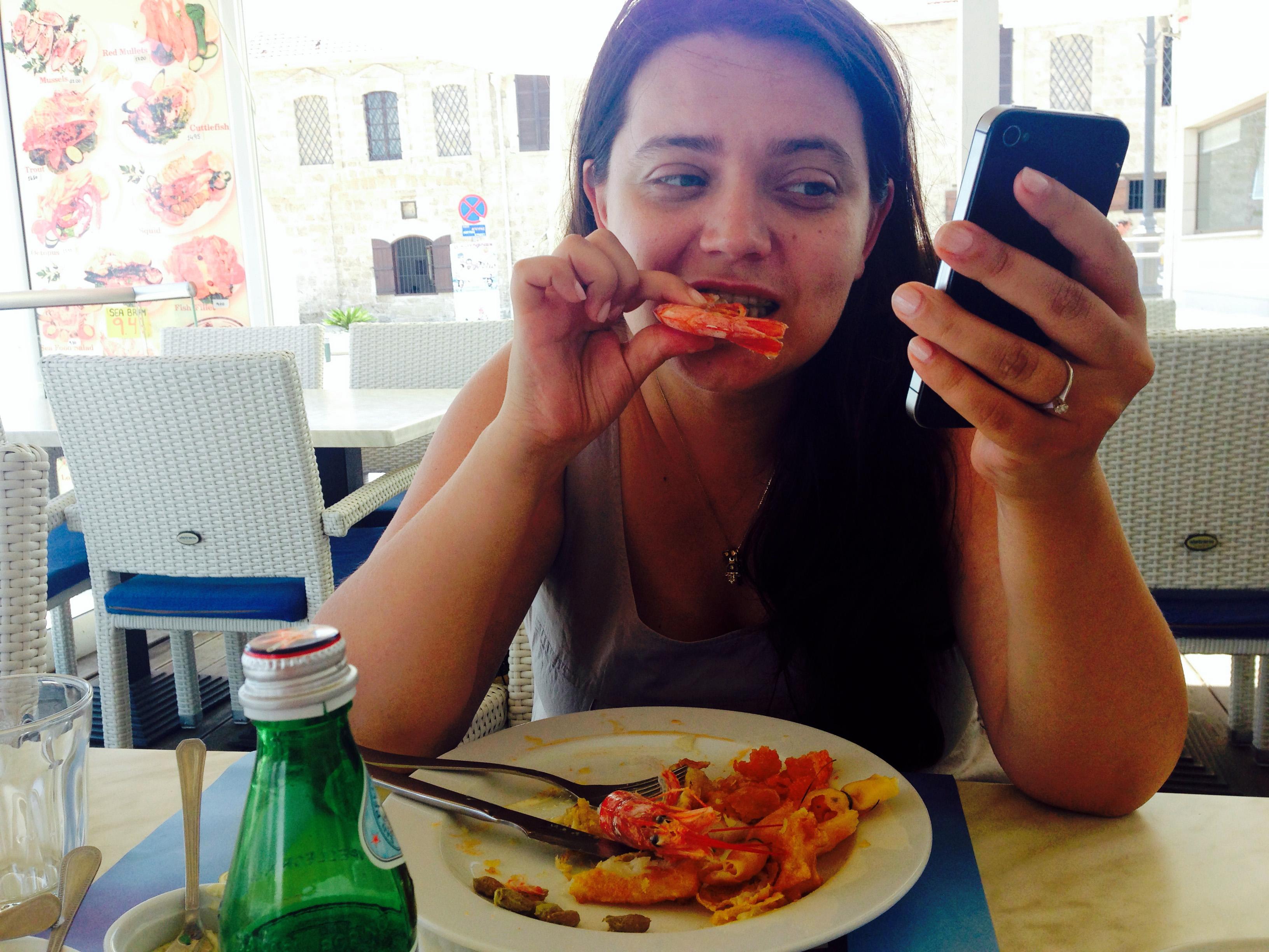 larnaca ana-maria shrimp facebook