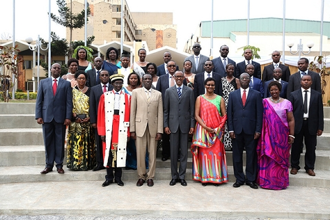 Cabinet Rwanda