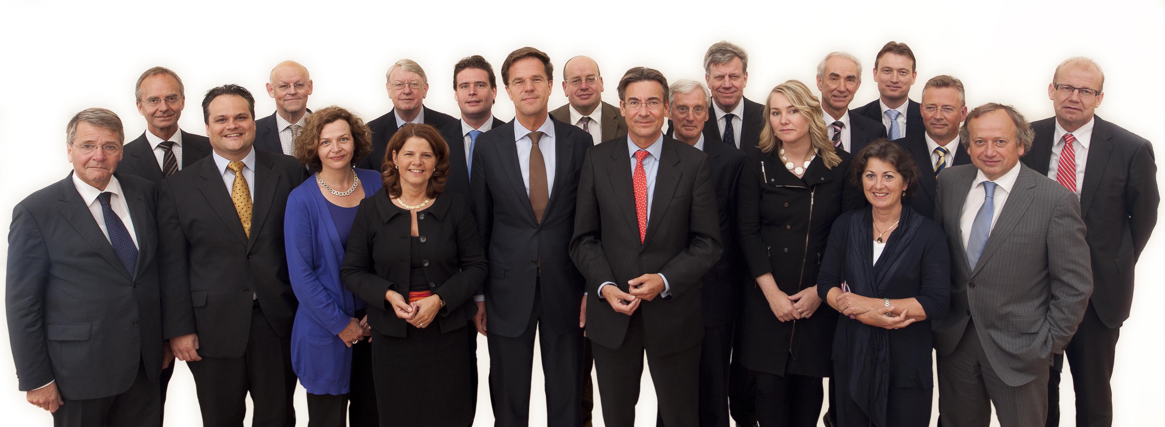 olanda guvern