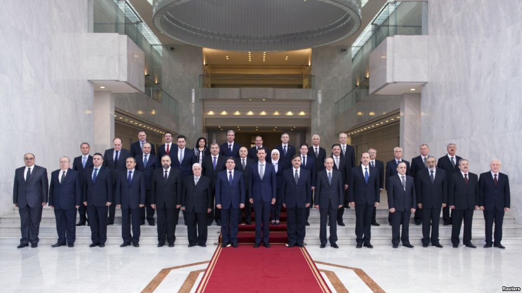 siria cabinet